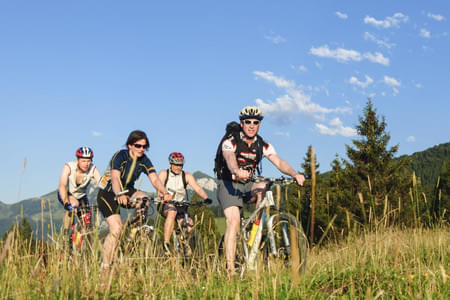 Mountainbike Holidays